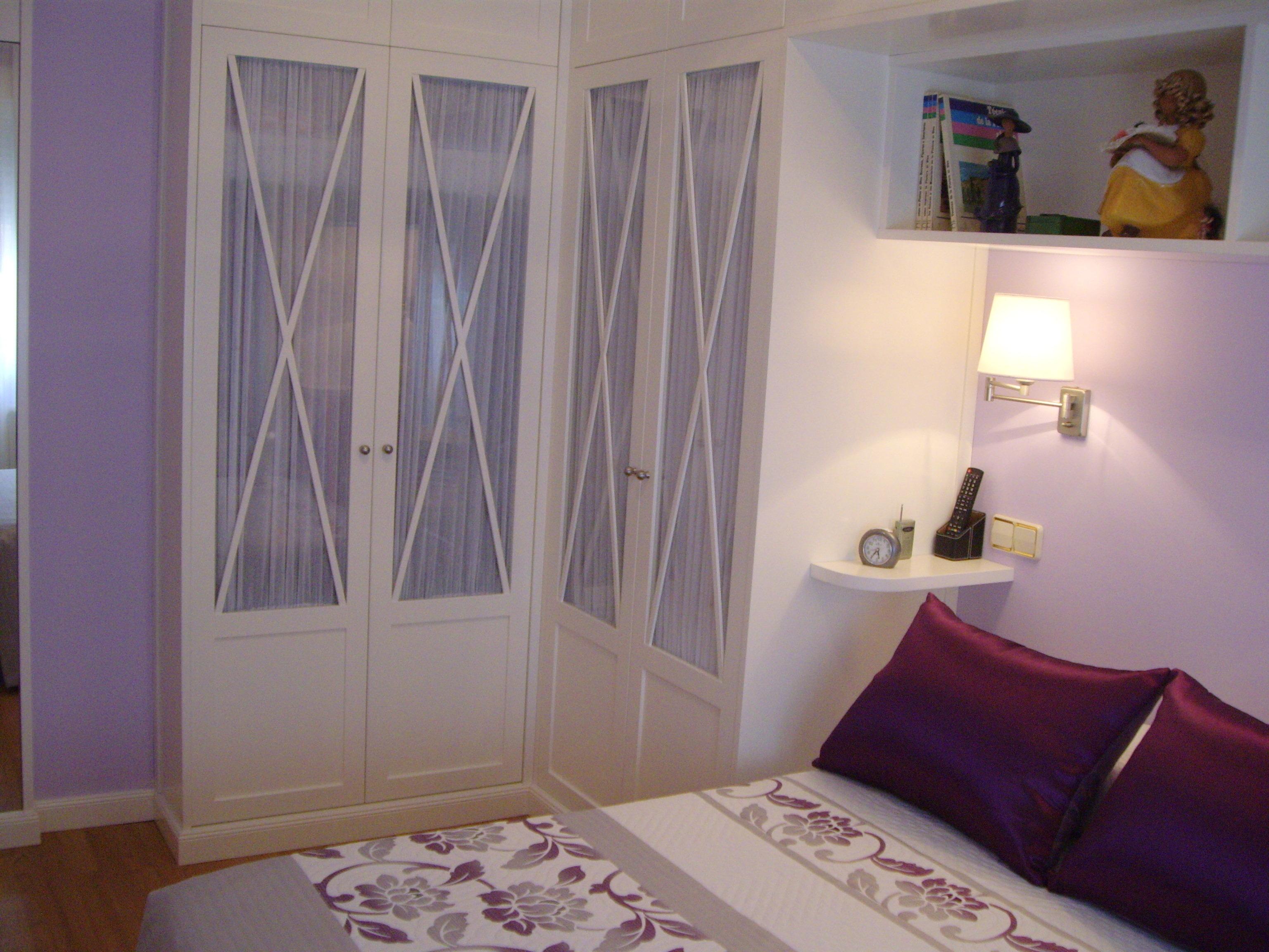 Muebles Monseco. Ebanistería A Medida. Diseños especiales. Dormitorios